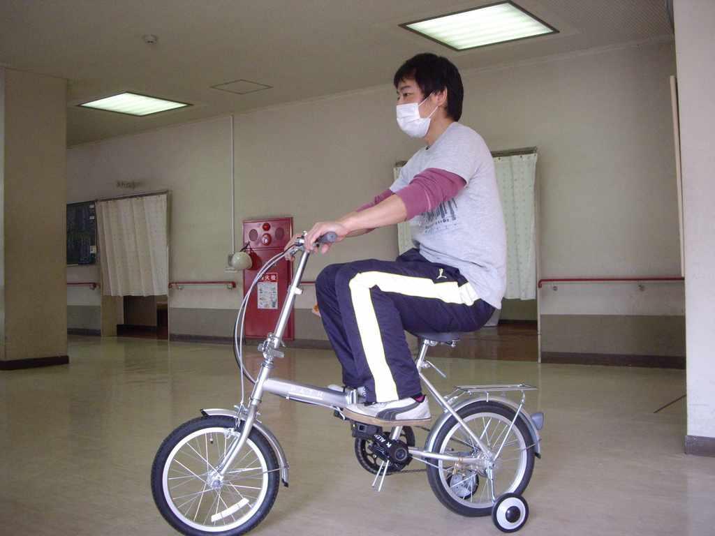 取り付け型足踏み式ペダルセット