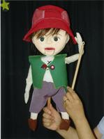 棒人形「ちょいワルこぞう」